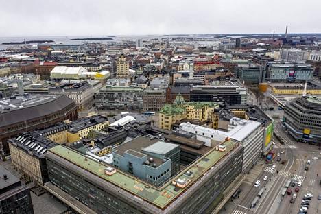 Koronatapausten määrä vaihtelee Helsingissä alueittain paljon.