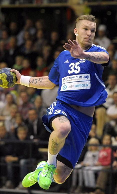 Teemu Tamminen oli taas Suomen paras pistemies.