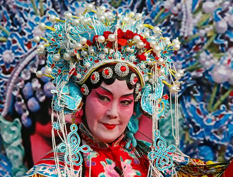 Peking-ooppera on jo hyväksytty Unescon listalle.