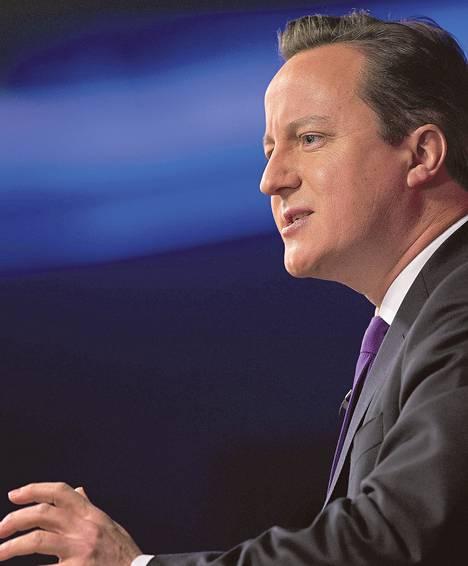 Britannian pääministeri David Cameron piti keskiviikkona pitkään odotetun linjapuheensa Britannian EU-suhteista.
