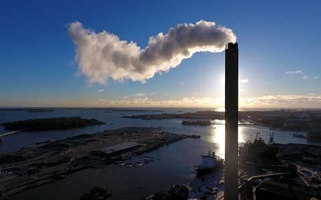 Kivihiilenpoltto voi päättyä Helsingin Hanasaaren voimalassa lämmityskaudella 2022-23. Hanasaaressa palaa noin 60 prosenttia energiayhtiö Helenin käyttämästä kivihiilestä.