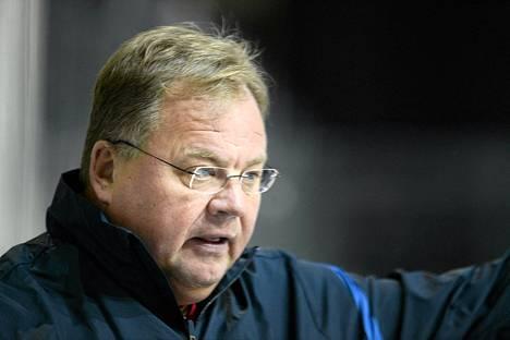 Hannu Jortikka on nimitetty alle 20-vuotiaiden jääkiekon maajoukkueen päävalmentajaksi.