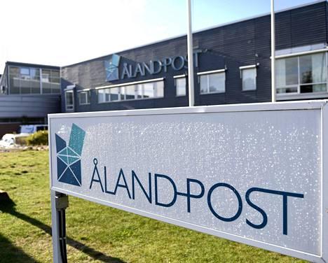 Ahvenanmaan postiin tehtiin tiistaina kotietsintä muun muassa veropetosepäilyn vuoksi.
