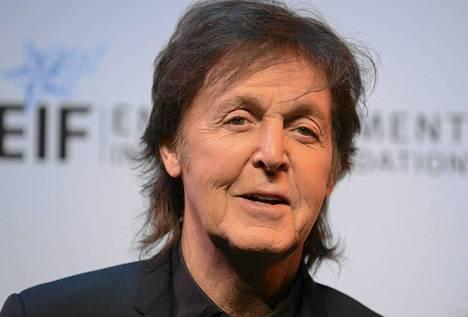 Paul McCartney kirjoitti Vladimit Putinille kirjeen jo lokakuussa, mutta ei ole saanut vastausta.