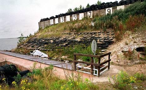 Kuuskajaskarin saari Rauman edustalla.