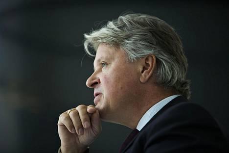 Nordean konsernijohtajan Casper von Koskullin mukaan muuttopäätös ei riipu yksin vakausmaksuista.