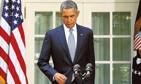 Presidentti Barack Obama sanoi lauantaina, että hänen mielestään Syyriaa on rangaistava kemiallisten aseiden käytöstä maan sisällissodassa.