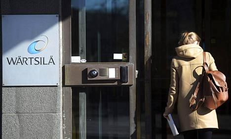 Wärtsilällä on Suomessa noin 3 600 työntekijää.