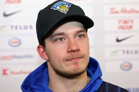 Kristian Tanus on Suomen paras pistemies.