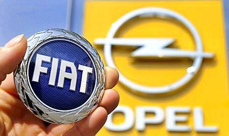 Fiatin tavoitteena perustaa uusi suuryritys