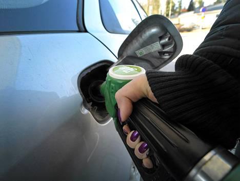 E10-bensiini on noussut käytetyimmäksi.