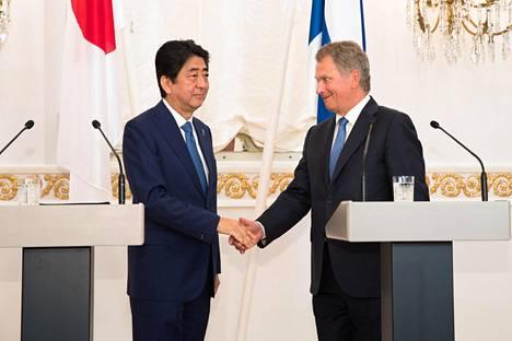 Japanin Presidentti