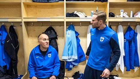 Mićo Martić jatkaa päävalmentajana, mutta Panu Autio pohtii jatkoaan maajoukkueessa.
