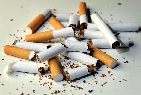 Tupakoinnin Lopettaminen Laskuri