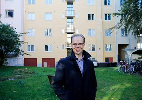 Olli Turunen saa yhdessä yhtiössä 50 euroa kokoukselta, toisessa palkkiota ei makseta lainkaan.
