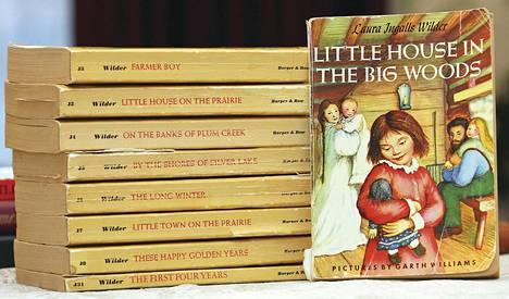 Laura Ingalls Wilderin tunnetuimpia teoksia ovat Pieni talo -kirjasarjan kirjat.