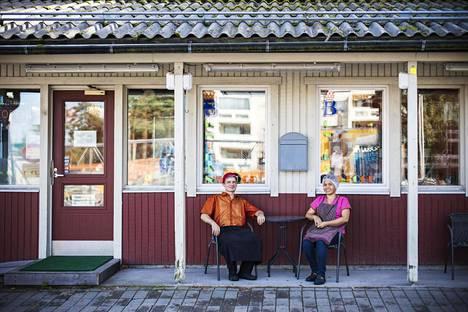 Bunthan's foodin omistajat Kim Karlsson ja Laksamee Bunthan löysivät unelmiensa ravintolatilan Soukasta kuusi vuotta sitten.