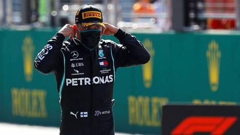 Valtteri Bottas ei rikkonut formula ykkösten koronavirussääntöjä.