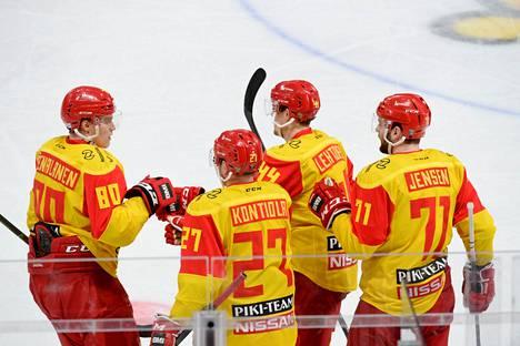 Jokereiden KHL-pelaajia on testattu aivotärähdysten ennaltaehkäisemiseksi jo aiemminkin.