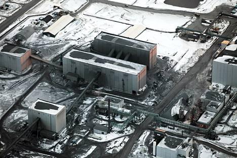 Talvivaaran kaivoksen päästöt ovat ylittäneen moninkertaisesti sen, mikä yva-selvityksessä ennakoitiin.