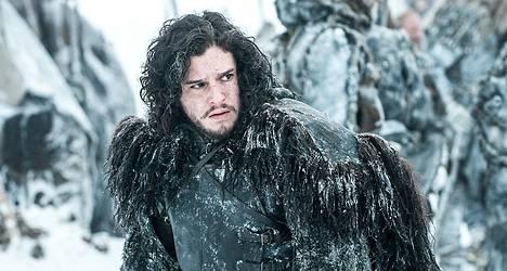 Jon Snow (Kit Harrington).