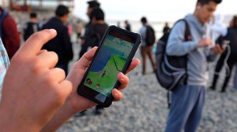 Aktiivisia Pokémon Go -pelaajia on Yhdysvalloissa 25 miljoonaa.