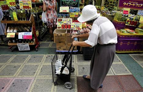 Japanin käytännöt vanhustenhoidossa poikkeavat länsimaisista.