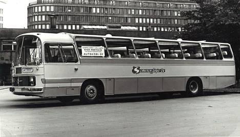 Sisu-Panther on rakennettu ensisijaisesti matkustajamukavuutta ja liikenneturvallisuutta ajatellen ja soveltuu yhtä hyvin linja- ja kaupunkiliikenteeseen.