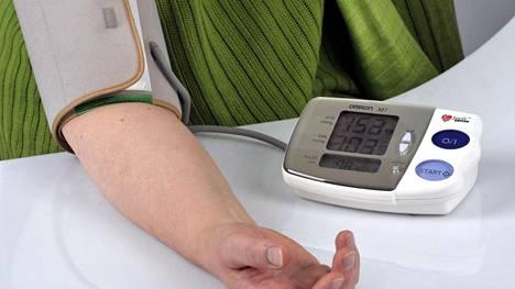 Korkeaa verenpainetta ei tunne, vaan sen voi todeta vain mittaamalla.