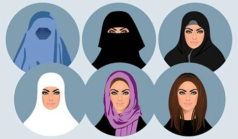 Fatima luopui islamista, mutta ei voi riisua huivia – islamista eroaminen on Suomessa tabu