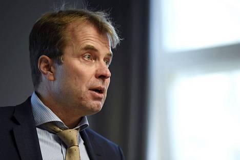 Julkistalouden professori Roope Uusitalo.