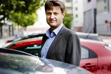MaaS Globalin toimitusjohtaja Sampo Hietanen lähtee tavoittelemaan maailmanvalloitusta uudella liikkumispalvelullaan.