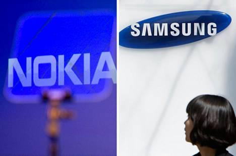 Nokia on päässyt sovintoon Samsungin kanssa patenttien ristiinlisensoinnista.