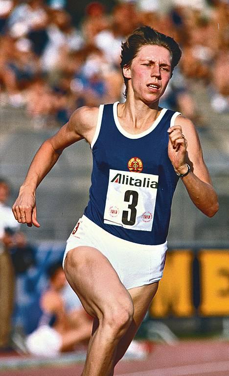 Marita Koch: 400 m.