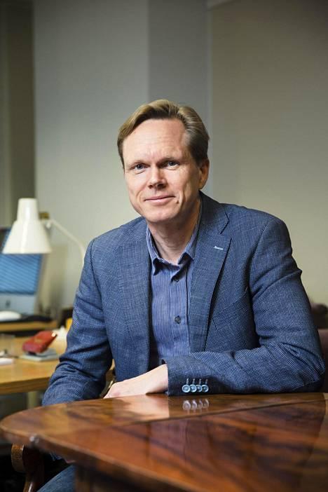 Helsingin yliopiston valtiosääntöoikeuden professori Tuomas Ojanen