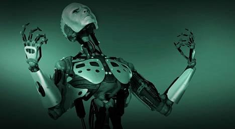 Tietoiset robotit lukeutuvat tieteisfiktion vakioaiheisiin.