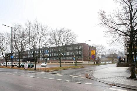 Vanhan Virastotalon Tilalle Halutaan Asuntoja 700 Uudelle