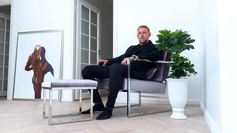 Andrei Koivumäen mukaan kiinteistönvälityksestä on tullut trendikäs ala, jossa välittäjän henkilöbrändillä on väliä.