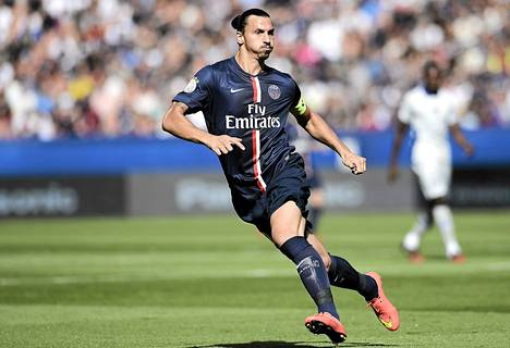 Zlatan Ibrahimovic on tehnyt yhteensä 78 maalia kahdella edellisellä kaudella..