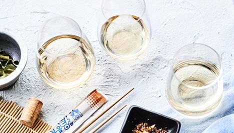 HS-testissä arvioitiin pinot gris -viinejä.