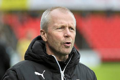 Olli Huttusen valmentama Vaasan Palloseura sijoittui viime kaudella Veikkausliigassa neljänneksi.