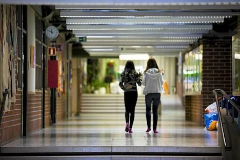Koulujen turvallisuutta pyritään parantamaan uusilla keinoilla.