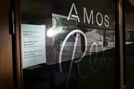 Amos Rex avataan 1. kesäkuuta, kun koronaviruksen aiheuttamia rajoituksia aletaan Suomessa purkaa.