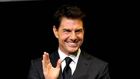 Tom Cruise tunnetaan lukuisista toimintaelokuvistaan.