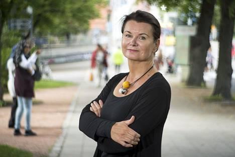Professori Christina Salmivalli.