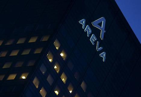 Arevan pääkonttori Areva Tower sijaitsee Pariisin lähellä.