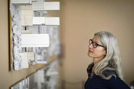 Carina Jaatinen valittiin kehittämään paitsi Arkkitehtuurimuseota, myös uutta arkkitehtuuri- ja designmuseota, joka on vasta suunnitteluvaiheessa.