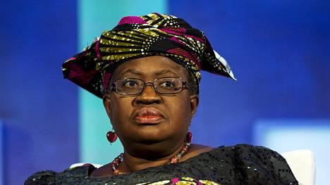 Nigerialainen Ngozi Okonjo-Iweala on yksi virallisista ehdokkaista WTO:n uudeksi pääjohtajaksi.
