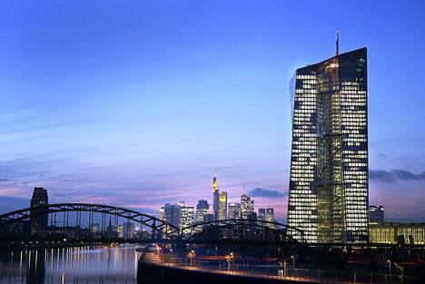 EKP:n pääkonttori Frankfurtissa.