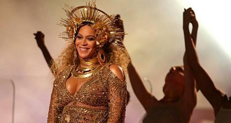 Jes, kurssi pelkkää Beyoncéa!